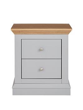 ideal-home-hannah-2-drawer-bedside