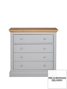 Ideal Home New Hannah 4 Drawer Chest