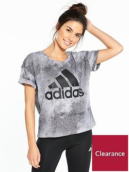adidas-essentials-print-tee-greynbsp