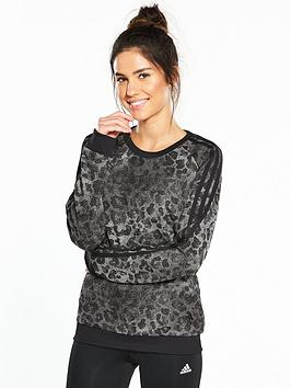 adidas-essentials-print-sweater-greynbsp