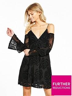 ri-petite-devorenbspburnout-dress