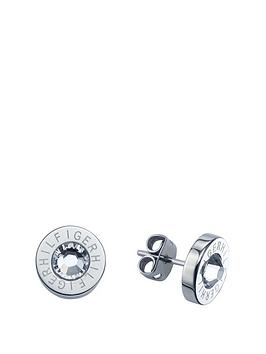 Tommy Hilfiger Ladies Stainless Steel Earrings, One Colour, Women thumbnail