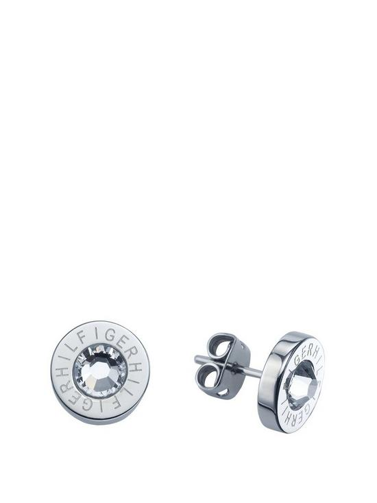 a4d859330 Tommy Hilfiger Ladies Stainless Steel Earrings | very.co.uk