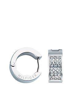 tommy-hilfiger-stainless-steel-crystal-logo-earring