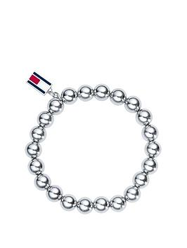 Tommy Hilfiger Ladies Stainless Steel Bracelet, One Colour, Women thumbnail