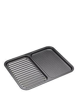 master-class-master-class-non-stick-divided-baking-tray