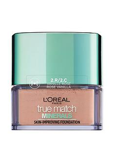 loreal-paris-true-match-minerals-foundation