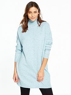v-by-very-longline-slouch-neppy-yarn-tunic-soft-blue