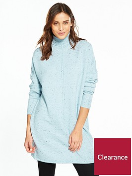 v-by-very-longline-slouch-neppy-yarn-tunic-soft-blue