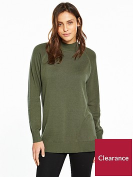 v-by-very-cut-out-turtleneck-split-hem-jumper