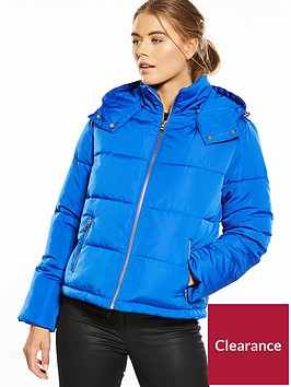 miss-selfridge-hooded-oversize-paddednbspjacket-cobalt