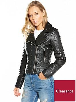 miss-selfridge-quilted-studded-biker-jacket-blacknbsp