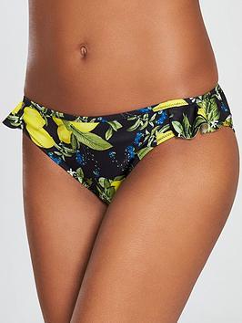 Dorina Pacifica Frill Bikini Brief