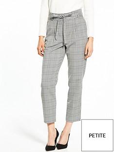 miss-selfridge-miss-selfridge-petite-carmel-trouser-check