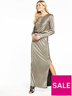 yas-yas-tall-ezra-shine-long-sleeve-maxi-dress