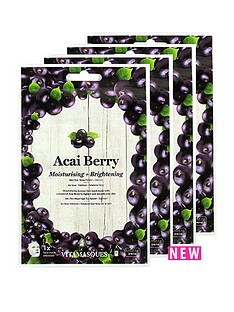 vitamasque-vitamasque-acai-berry-sheet-mask-box-of-4