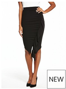 v-by-very-ruffle-pencil-skirt