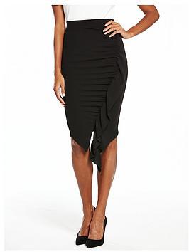v-by-very-ruffle-pencil-skirt