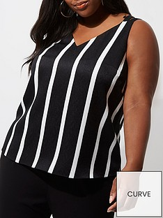 ri-plus-stripe-cami