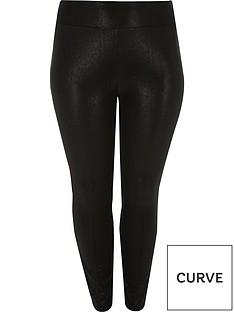 ri-plus-black-coated-leggings