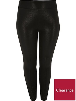 ri-plus-black-coated-leggings