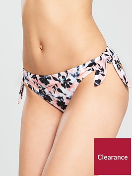 boux-avenue-singapore-classic-tie-side-bikini-bottom-pink-printnbsp