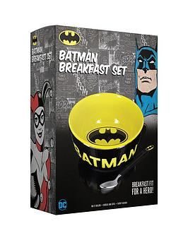 dc-comics-batman-breakfast-bowl-and-spoon-set