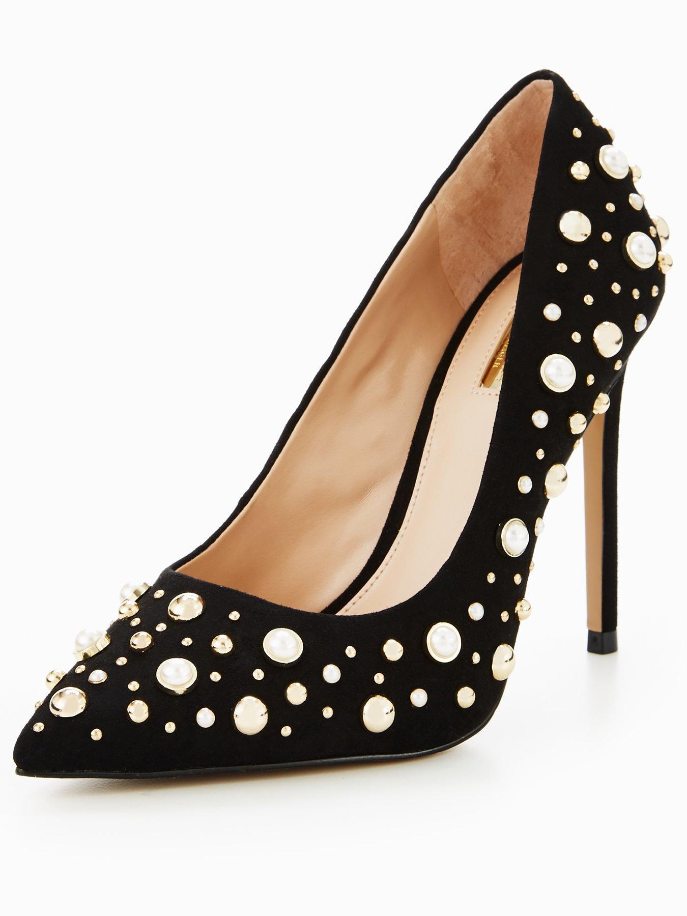 carvela shoes boys. carvela alabaster embellished court shoes boys