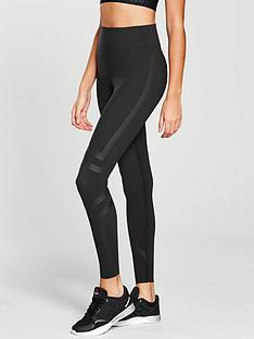 reebok-linear-high-rise-tight-blacknbsp