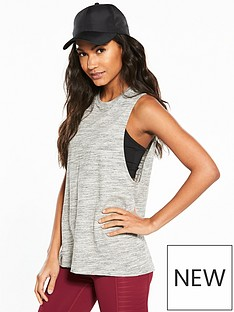 reebok-elements-muscle-tank-medium-grey-heathernbsp