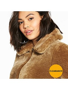 v-by-very-teddy-faux-fur-jacket