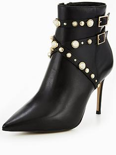 carvela-granite-pearly-detail-ankle-boot