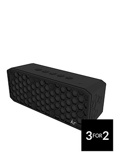 kitsound-hive-x-portable-wireless-speaker-black