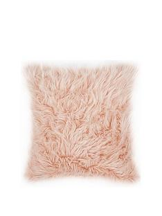 michelle-keegan-home-faux-fur-cushion