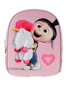 despicable-me-3-despicable-me-3-agnes-and-fluffy-backpack-with-sound