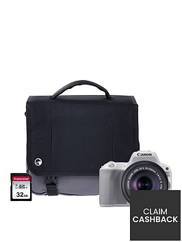 canon-eos-200d-white-slr-camera-kit-inc-18-55mm-is-stm-lens-16gb-sd-card-and-case