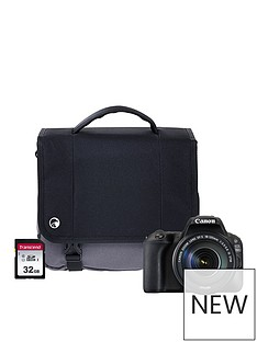 canon-eos-200d-black-slr-camera-kit-inc-18-135mm-is-stm-lens-16gb-sd-card-and-case