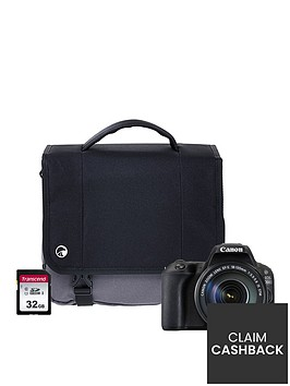 canon-eos-200d-black-slr-camera-kit-including-18-135mm-is-stm-lens-16gbnbspsd-card-and-case
