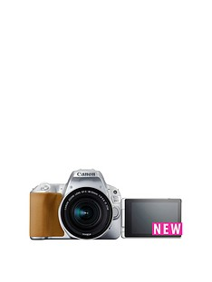 canon-eos-200d-slr-camera-in-silver-with-18-55mm-is-stm-silver-lens-242mp-30lcd-fhd