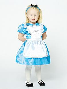 disney-baby-alice-in-wonderland-costume-with-free-book