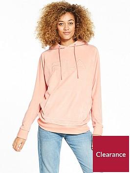 fila-kai-velour-raglan-oversize-overhead-hoodie