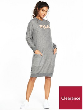 fila-courtney-sweater-dress-grey-marlnbsp
