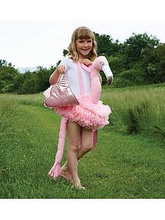 ride-on-flamingo