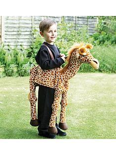 ride-on-giraffe