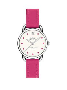 coach-coach-delancey-fuchsia-stone-markers-leather-strap-ladies-watch
