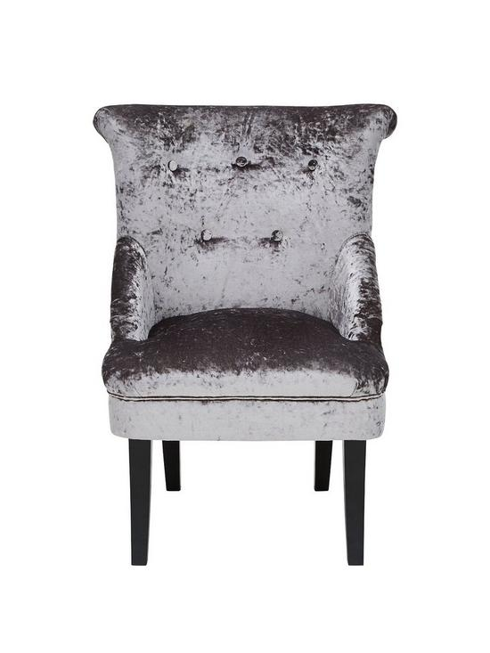 Myleene Klass Home Fabric Boudoir Chair | Very.co.uk