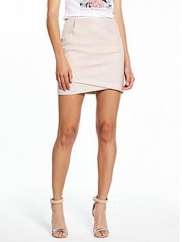 river-island-suedette-mini-skirt-pink