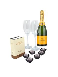 the-wine-emporium-verve-champagne-flutes-and-truffle-set