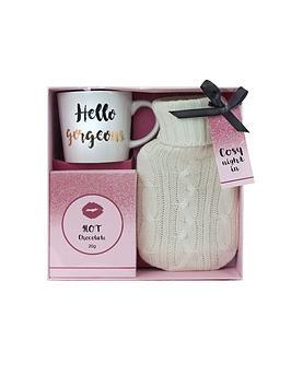 pinks-hot-water-bottle-set