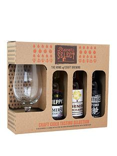 craft-cider-selection-with-glass